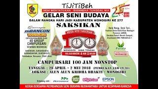 Live Streaming Campursari Nonstop 100 Jam Kota Wonogiri Getplaypk Alun