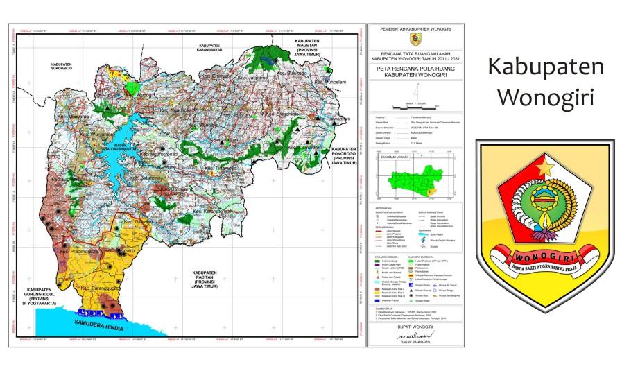Nama Desa Kabupaten Wonogiri Provinsi Jawa Tengah Rumah Suluh Alun