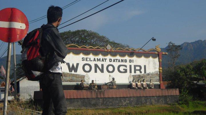 Perjalananku Etape 4 Keliling Jawa Tengah Berbeda Kabupaten Lain Alun