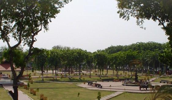 Pesona Keindahan Wisata Alun Kota Probolinggo Daftar Kab Wonogiri