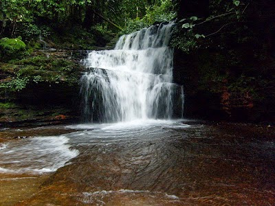 12 Tempat Wisata Kabupaten Wonogiri Indah Incrusioblog Air Terjun Binangun