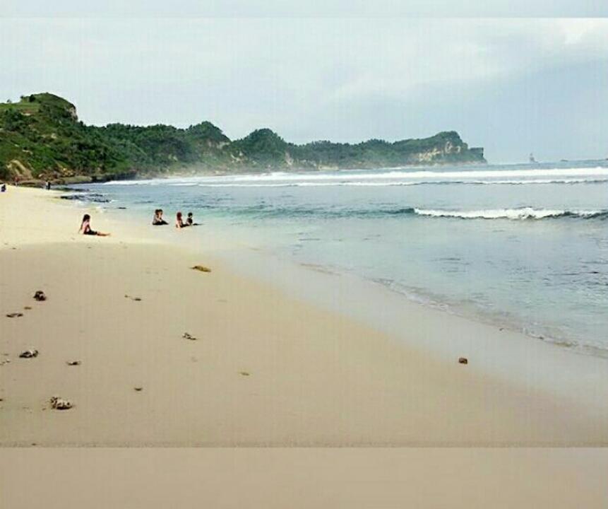 Blog Tempat Wisata Wonogiri Explore Pasir Pantainya Putih Dihiasi Karang