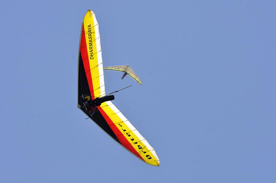 Extremeina Air 21 Pilot Nasional Sukseskan Seri Kejuaraan Lintas Alam