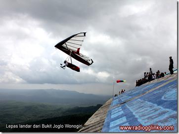 Gantole Wonogiri Wisata Jawa Tengah Bagi Mencoba Olahraga Langsung Datang