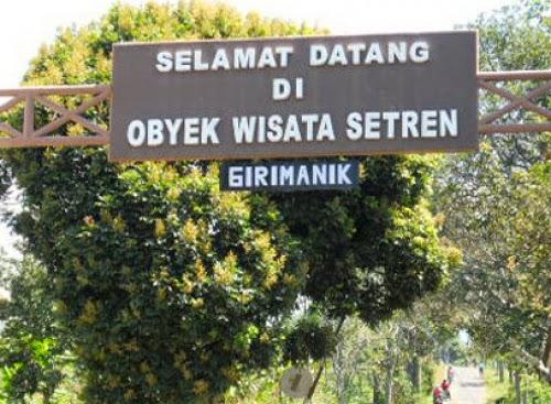 Jungle Dinalestari5758 Kabupaten Karanganyar Memiliki Air Terjun Tawangmangu Wonogiri Tempat