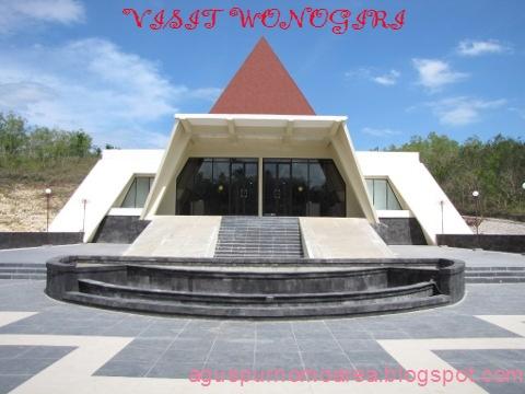 Randusari Ngadirojo Obyek Wisata Wonogiri Jawa Tengah Bekas Wilayah Mangkunegaran