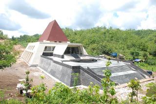 Sekilas Kabupaten Wonogiri 2009 Selayang Pandang Tempat Wisata Arena Papan