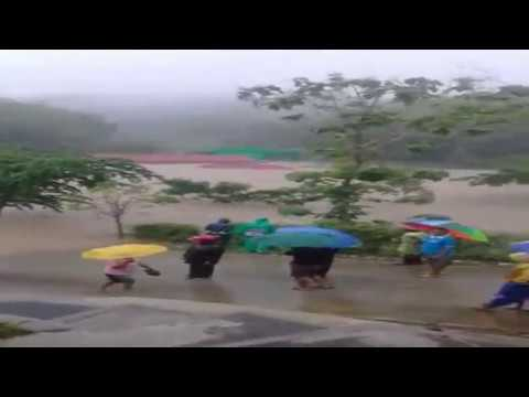 Banjiir Tenggelamkan Museum Karst Pracimantoro Wonogiri Youtube Dunia Kab
