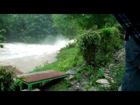 Banjir Museum Karst Pracimantoro Wonogiri Youtube Dunia Kab