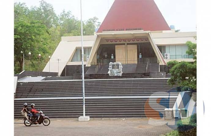 Kerusakan Museum Karst Tidak Bahayakan Bangunan Suaramerdeka Sm Khalid Yogi