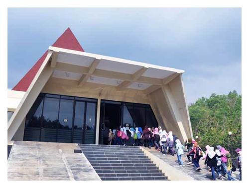 Museum Kars Indonesia Geomagz Majalah Geologi Populer Museumkarsindonesia1 Karst Dunia