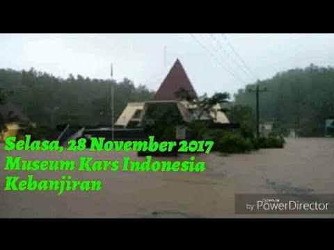 Museum Kars Indonesia Kebanjiran Youtube Karst Dunia Kab Wonogiri