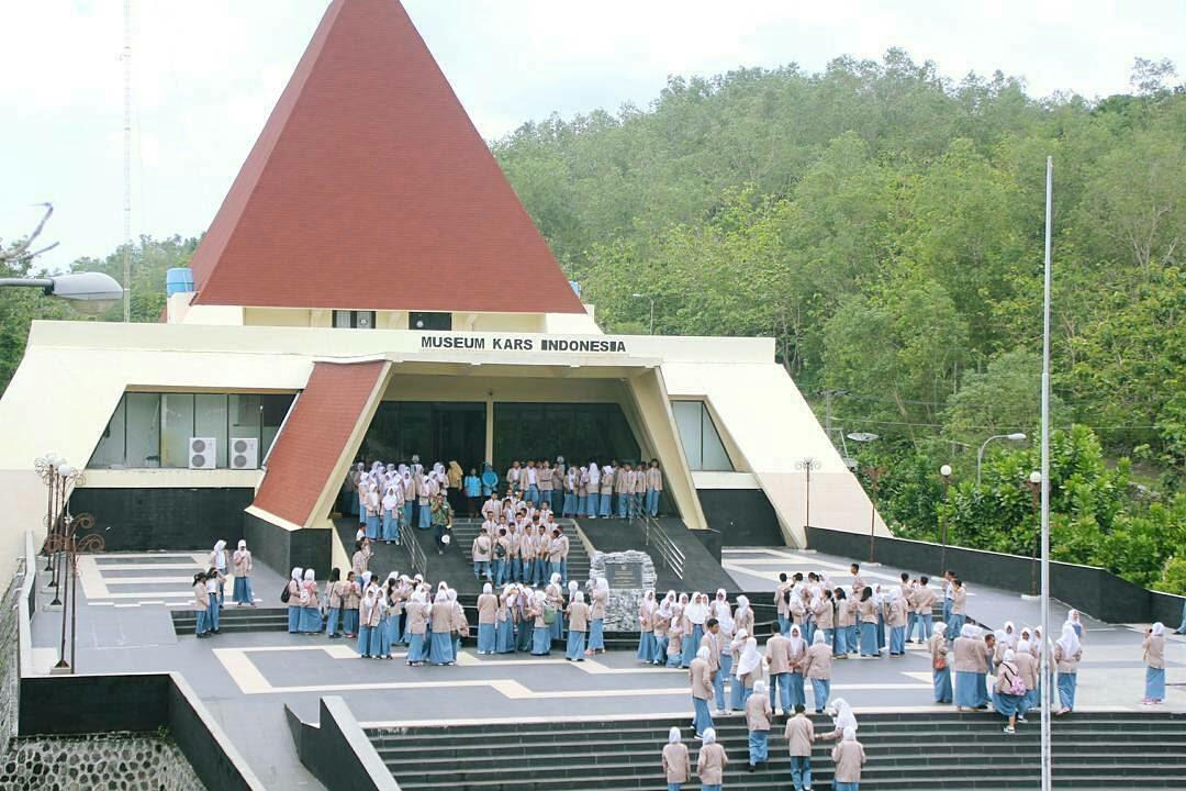 Museum Karst Wonogiri Kars Terbesar Asia Tenggara Panorlens Pracimantoro Dunia