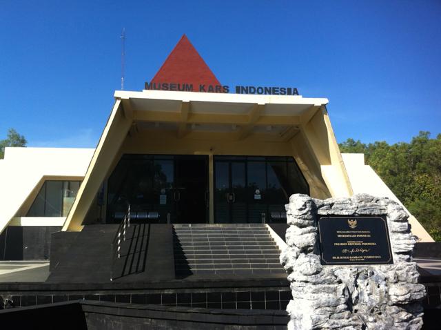 Museum Karst Wonogiri Sandingkan Prasejarah Bangunan Kars Indonesia Foto Nuswantoro