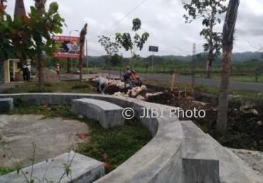 Wisata Wonogiri Dilanjutkan Proyek Taman Museum Karst Telan Rp816 Pekerja