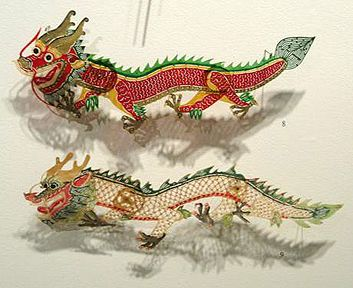 126 Indonesian Puppet Images Pinterest Hand Puppets Java Dragon Shadow