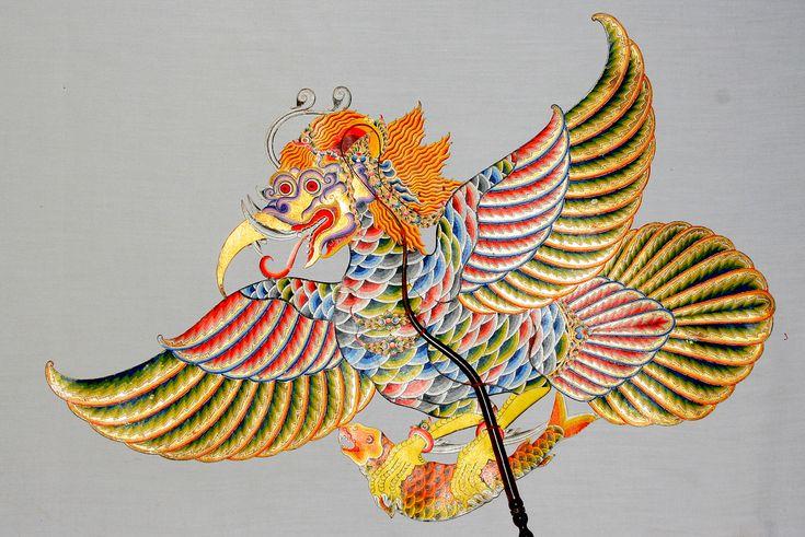 28 Wayang Kulit Jogja Images Pinterest Shadow Puppets Garudha Vishnu
