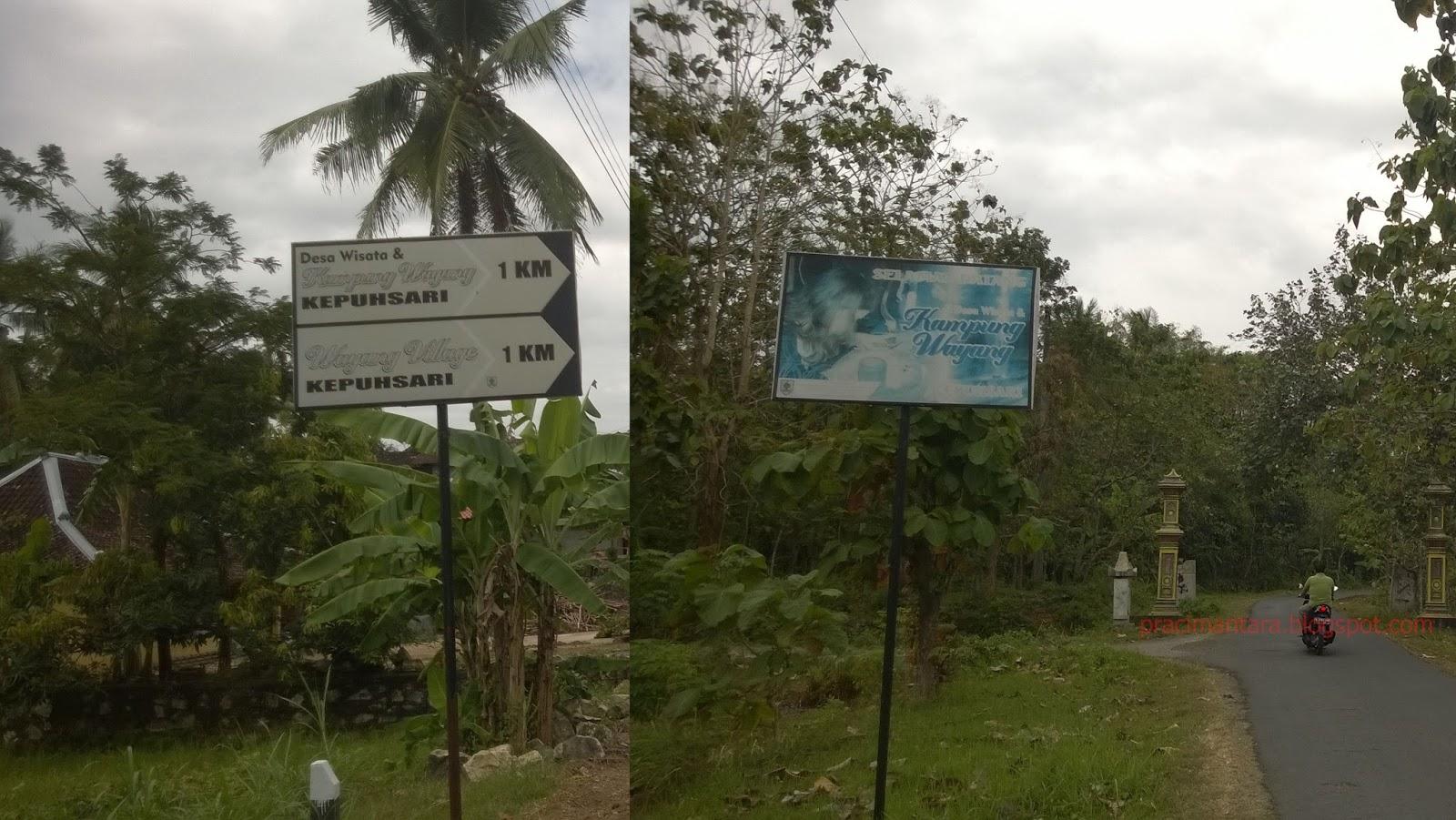 Desa Wayang Kepuhsari Portal Pracimantoro Dibuat Berkualitas Tinggi Kulit Lembu