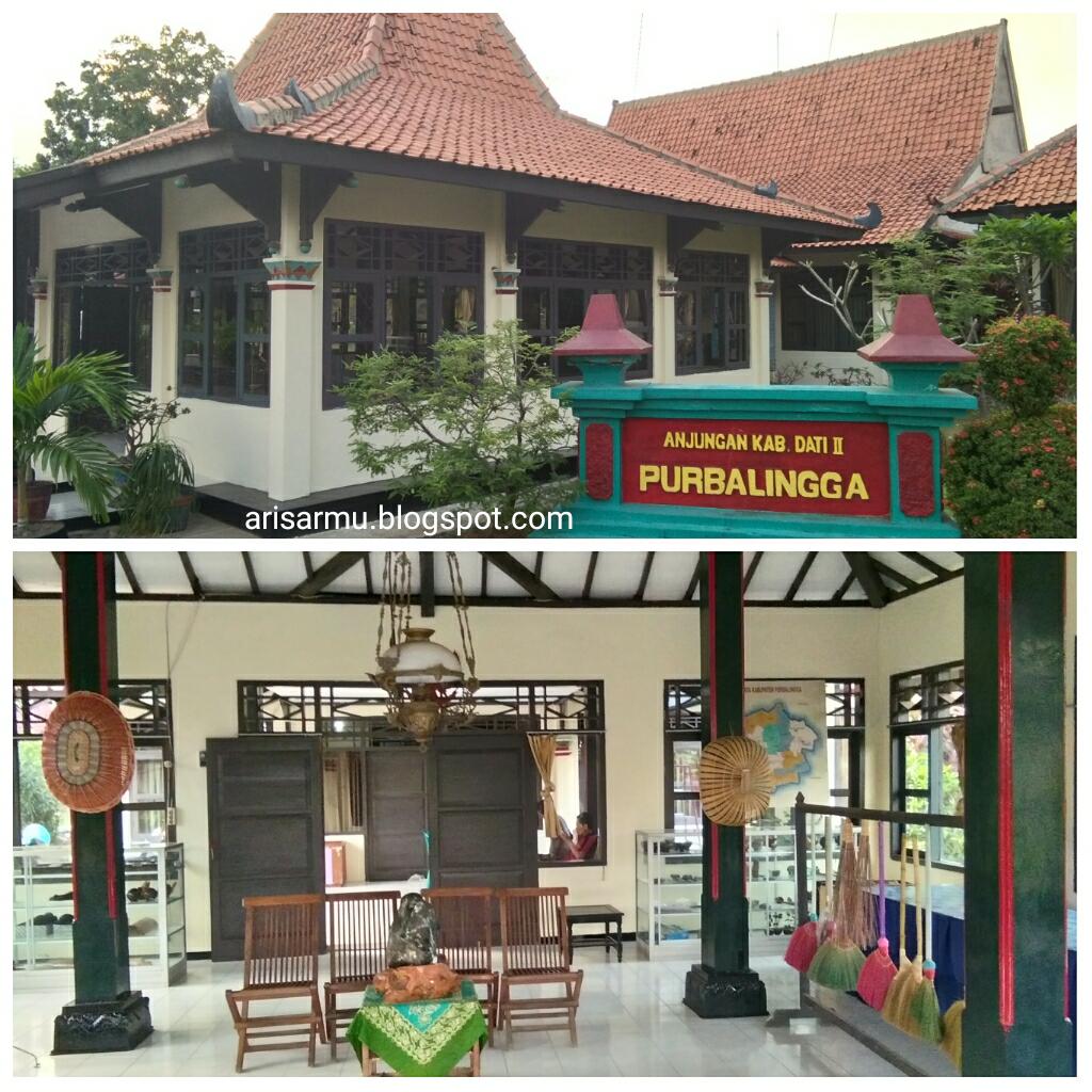 Grand Maerakaca Central Java Miniature Park Purbalingga Regency Pavilion Museum