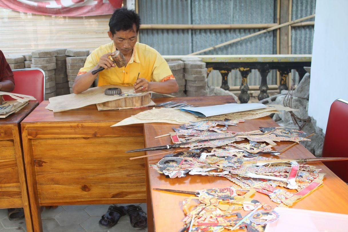 Jiwa Nusantara Agustus 2014 Sebutan Desa Wayang Tersebut Berada Atas