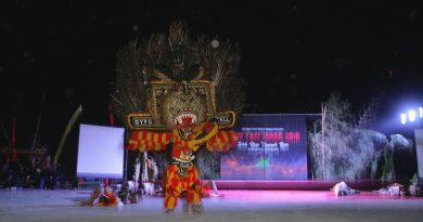 Kampung Wayang Kepuhsari Melestarikan Budaya Melalui Wisata Peringatan Hari Tari