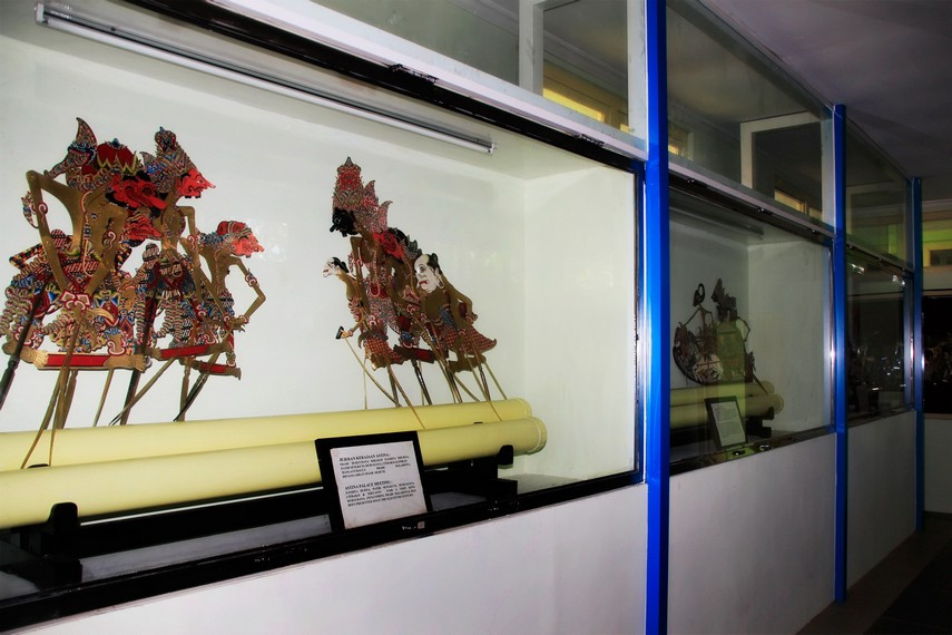 Mengenal Berbagai Jenis Wayang Museum Kekayon Kulit Terdapat Yogyakarta Indonesia