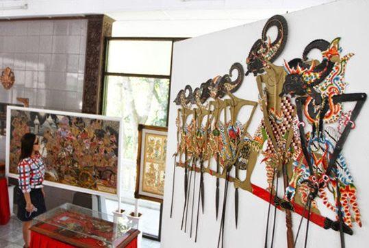 Museum Wayang Indonesia Kulit Kab Wonogiri