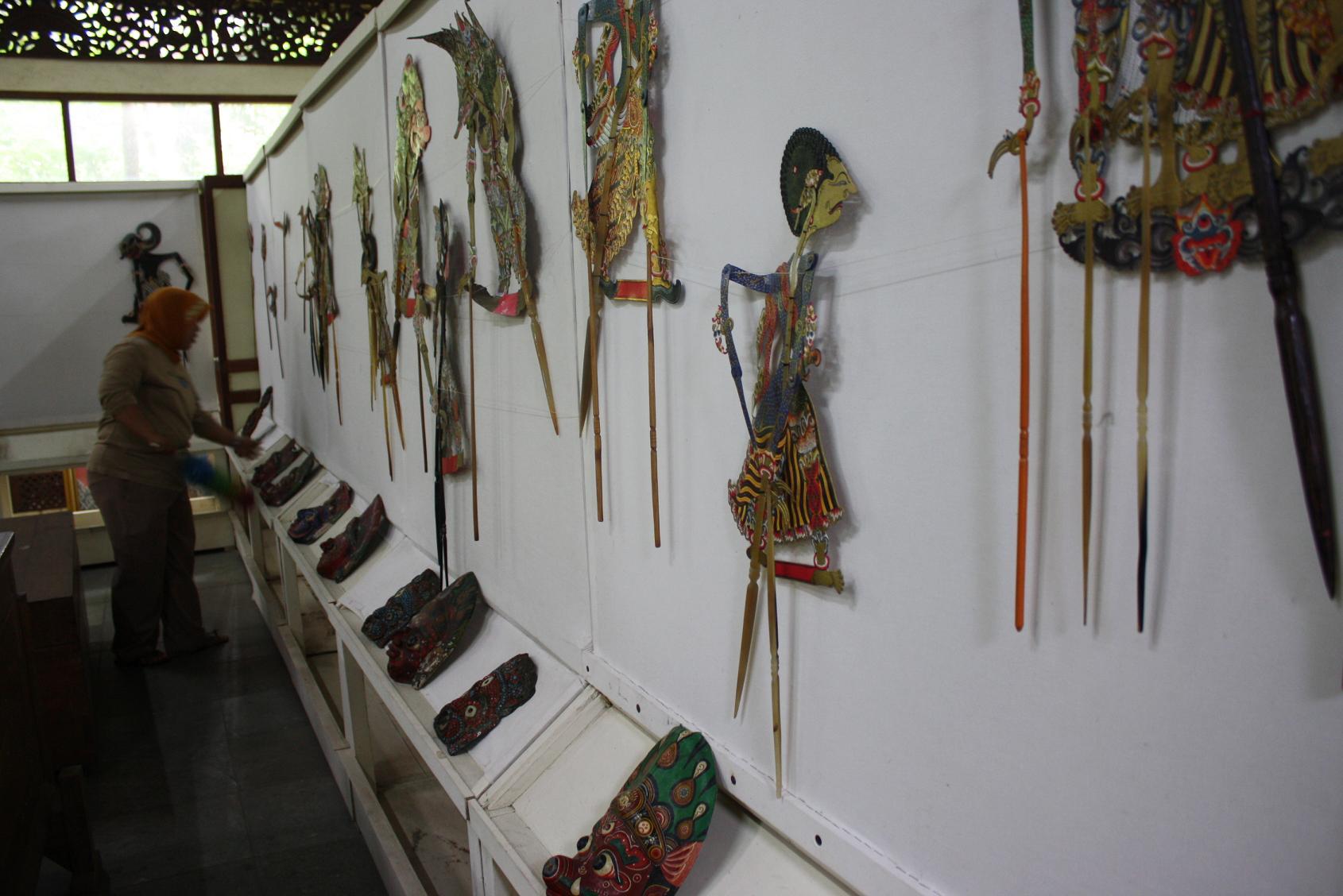 Museum Wayang Sasana Guna Rasa Wisata Yogyakarta Wujud Pelestarian Budaya