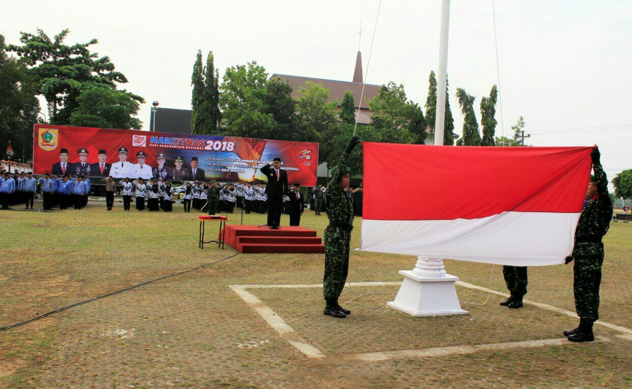 Situs Resmi Pemerintah Kabupaten Wonogiri Upacara Harkitnas 2018 Museum Wayang