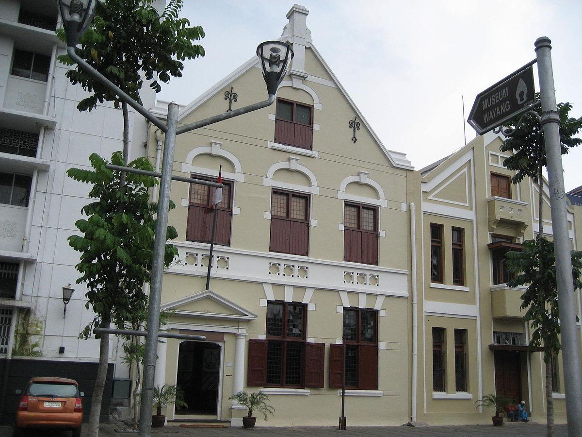 Wayang Museum Wikipedia Kulit Indonesia Kab Wonogiri