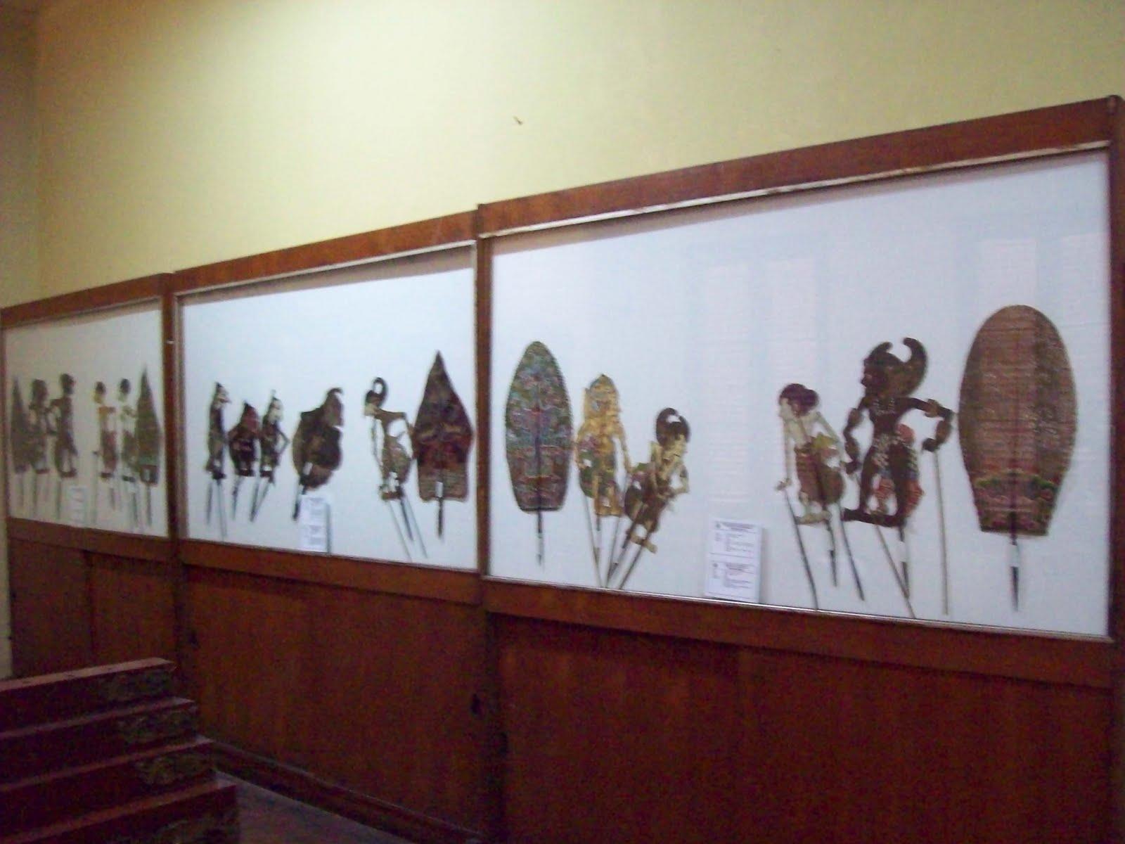 Wisata Indonesia 2011 January Museum Wayang Kulit Kab Wonogiri