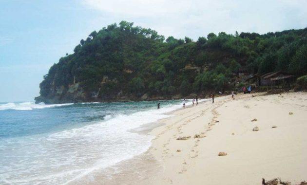 5 Pantai Wonogiri Popular Kunjungi Wisata Tanahair Nampu Kabupaten Kab