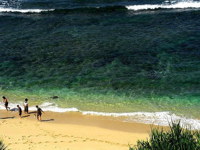 Cah Wonogiri Berbagi Pantai Nampu Sobat Jalan Berkunjung Solo Tak