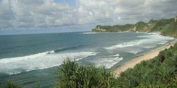 Destinasi Wisata Pantai Nampu Wonogiri Misscantika Halnya Memiliki Pesona Keindahan