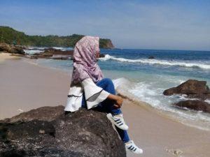 Destinasi Wisata Pantai Nampu Wonogiri Tempatwisata Id Kab