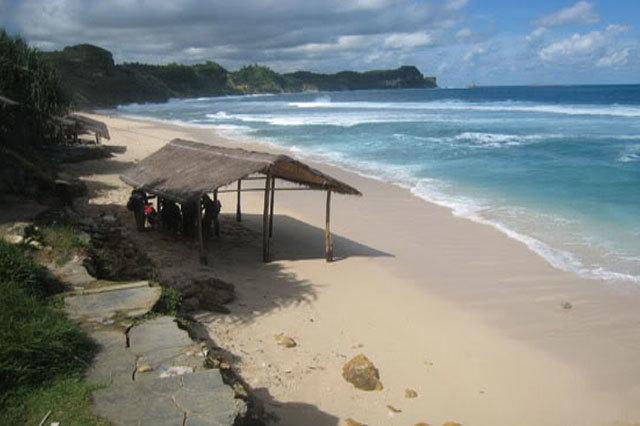 Merobek Keperawanan Pantai Nampu Kaskus Meskipun Kabupaten Wonogiri Kab