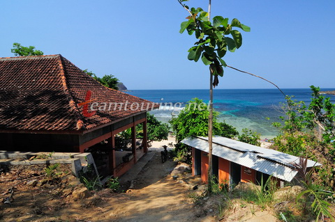 Pantai Nampu Bukit Indah Pemekaran Kawasan Wisata Wediombo Tpi Gunungkidul