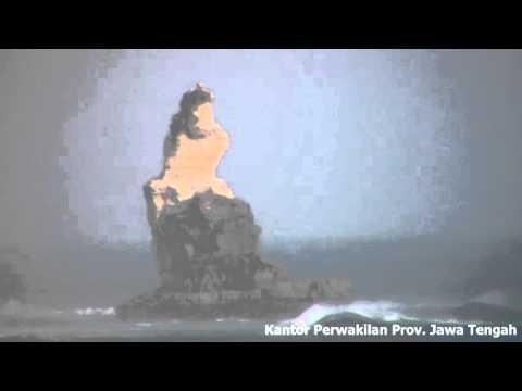 Pantai Nampu Kab Wonogiri Youtube