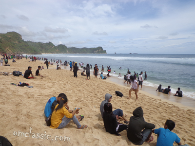 Pantai Nampu Paranggupito Wonogiri Omclassic Kab