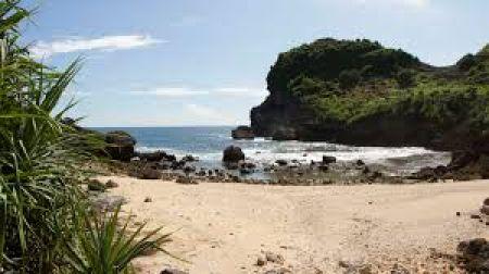 Pantai Sembukan Indah Menyimpan Misteri Wonogiri Sambukan Jawa Tengah Nampu