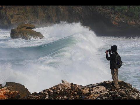 Pantai Sembukan Paranggupito Wonogiri Youtube Nampu Kab