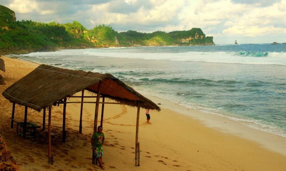Pilihan Destinasi Tempat Wisata Kota Wonogiri Rancah Post Pantai Nampu