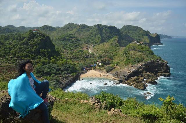 Top 22 Tempat Wisata Wonogiri Wajib Dikunjungi Pantai Sembukan Foto
