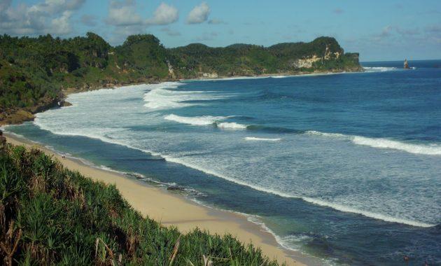 25 Tempat Wisata Wonogiri Tersembunyi Terindah Bagus Keren 1 Pantai