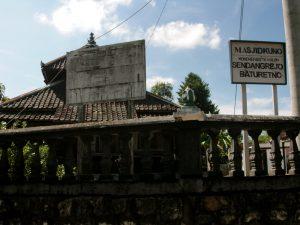 Daftar Makam Tempat Ziarah Wisata Religi Wonogiri Gudang Petilasan Masjid