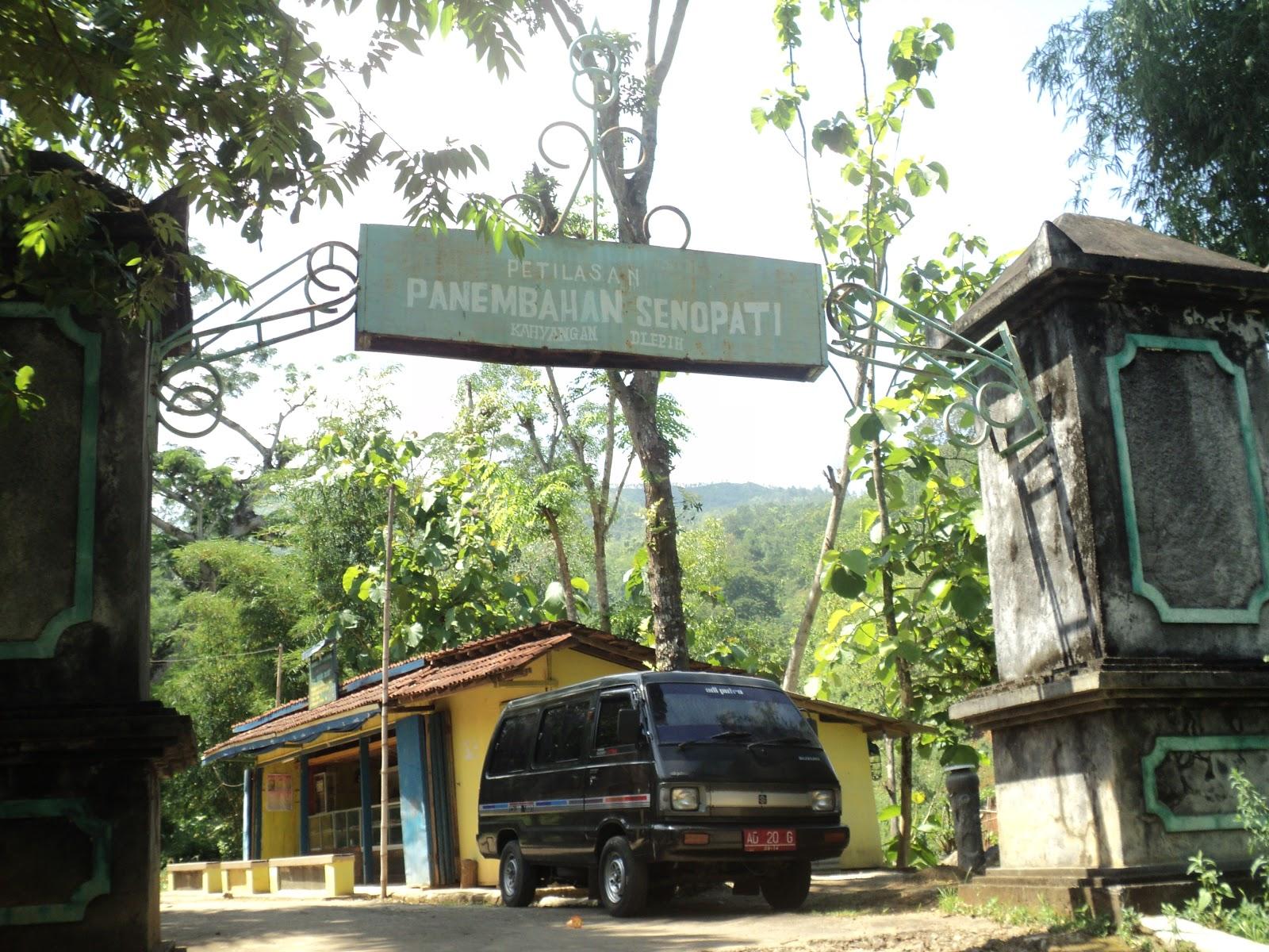 Dennys Pradita Pesona Objek Wisata Spiritial Kahyangan Tirtomoyo Wilayah Dimulai