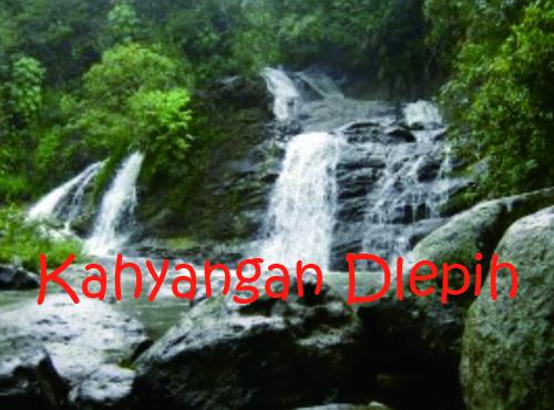 Legenda Kahyangan Dlepih Taman Tembang Sastra Wisata Spiritual Kab Wonogiri