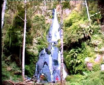 Wisata Ibnew Blog Air Terjun Setren Obyek Pilihan Tidak Kalah