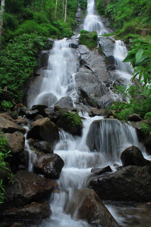 Wisata Selamat Datang Wonogiri Air Terjun Setren Obyek Pilihan Tidak