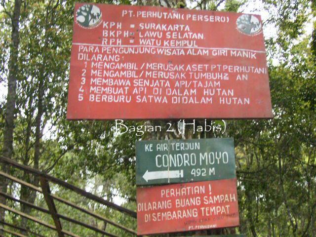 Wonogiri Objek Wisata Girimanik Setren Slogohimo 2 Taman Spiritual Kahyangan